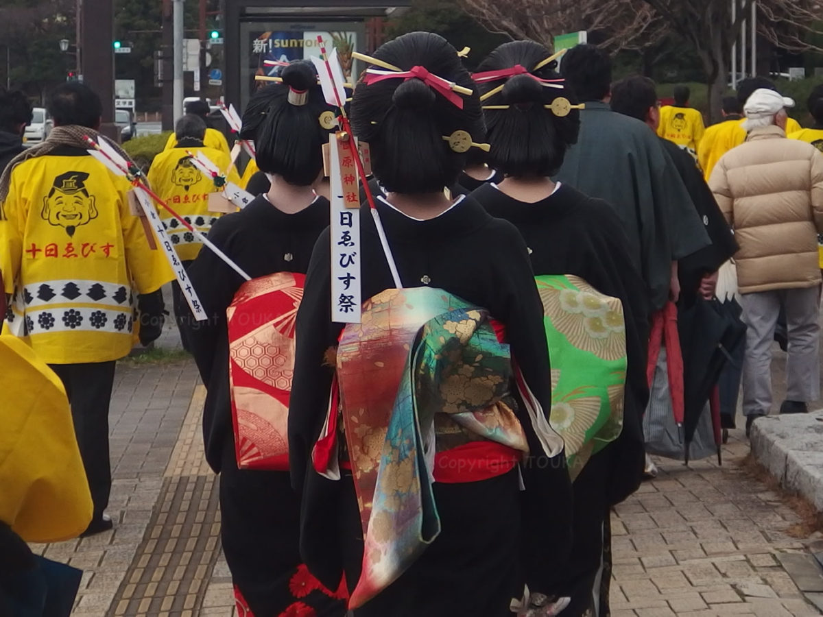 ガイドブックには載らない地元の底力、ビューティフル・北九女子!/ Special but not in guidebooks – Beautiful Japanese Girls!